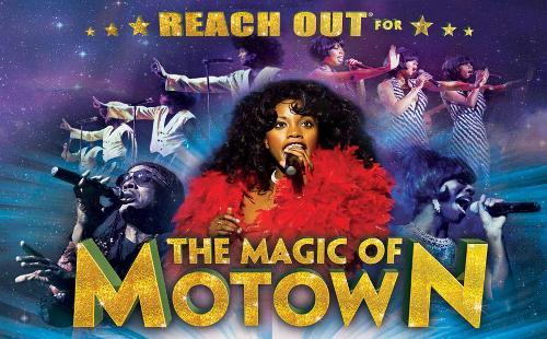 Poster for The Magic of Motown