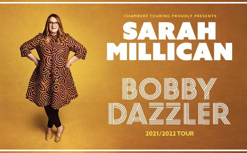 Poster for Sarah Millican: Bobby Dazzler